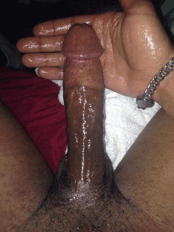 8 inch creamy dildo ride - 1 part 5