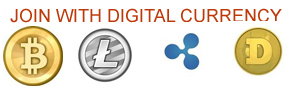 Join with Digital Currency
