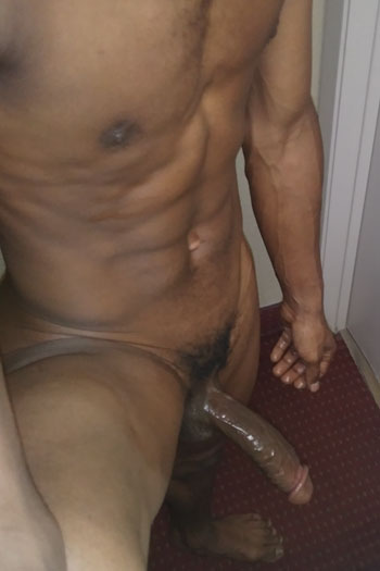 hot and gay black men