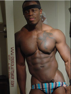 Full length gay black gay